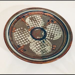 Other - Hand made pottery - platter